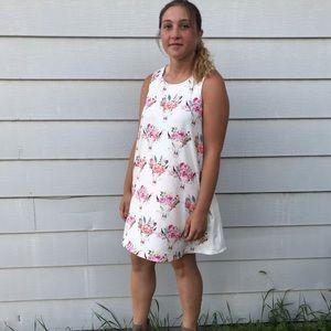 PS Kate Steer Skull Boho Dress